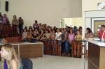 Professores participam de audiência pública